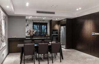 140平米四室四厅轻奢风格餐厅装修效果图