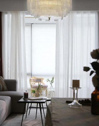 富裕型90平米三法式风格阳台装修案例