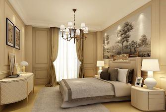 130平米欧式风格卧室图片大全