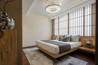 豪华型140平米三室两厅中式风格卧室装修案例