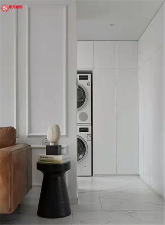 豪华型100平米三室一厅现代简约风格走廊欣赏图