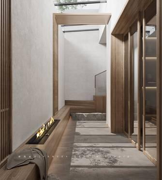 豪华型140平米复式日式风格走廊效果图
