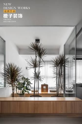 经济型100平米四室两厅现代简约风格阳光房设计图