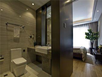 10-15万80平米三室一厅中式风格卫生间图片大全