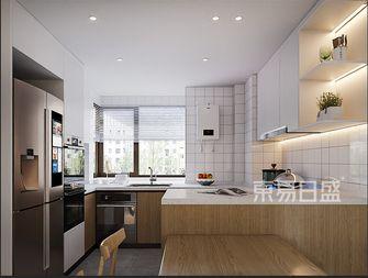 20万以上120平米三室两厅混搭风格厨房装修图片大全