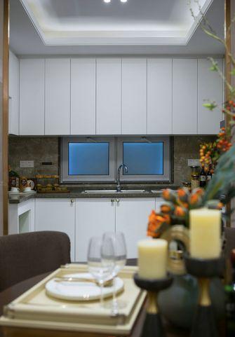 10-15万80平米三室两厅港式风格餐厅图片