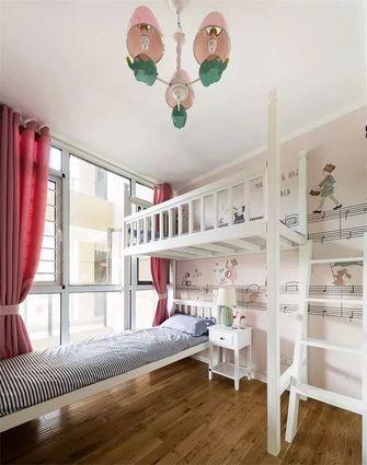 10-15万110平米三室两厅美式风格青少年房图
