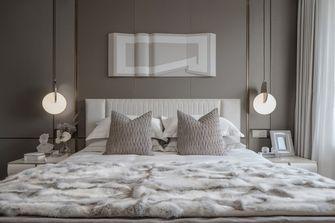 经济型110平米三室两厅轻奢风格卧室设计图