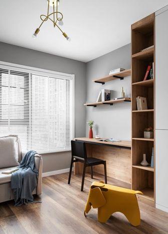 10-15万70平米三室一厅欧式风格书房效果图