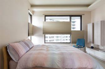 80平米三现代简约风格卧室图片大全