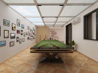 10-15万80平米日式风格影音室设计图