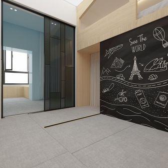 50平米公寓日式风格衣帽间图片