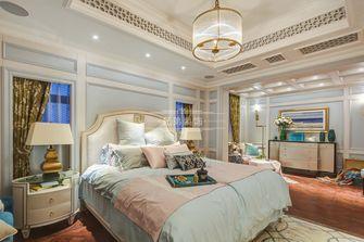 140平米四室三厅法式风格卧室效果图