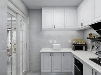 20万以上110平米欧式风格厨房图片