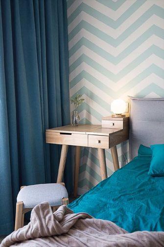 50平米公寓北欧风格卧室图片