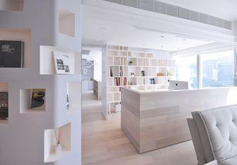 60平米公寓日式风格客厅图