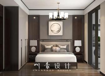 3-5万90平米三室三厅中式风格卧室效果图