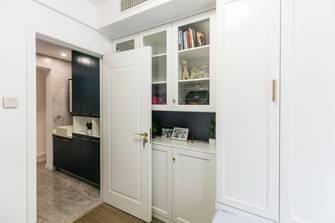 豪华型100平米三现代简约风格青少年房设计图