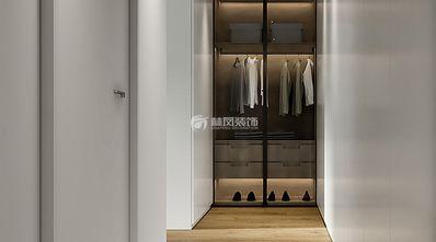 140平米三室两厅现代简约风格衣帽间效果图