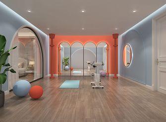 20万以上140平米别墅法式风格健身房装修案例