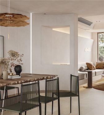 140平米别墅工业风风格餐厅图片