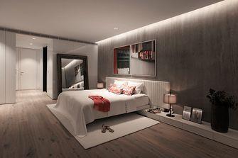 豪华型140平米三现代简约风格卧室图片
