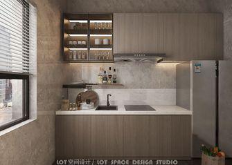 经济型140平米田园风格厨房图