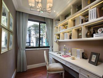 20万以上140平米欧式风格书房效果图