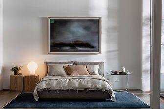 富裕型60平米公寓现代简约风格卧室装修案例