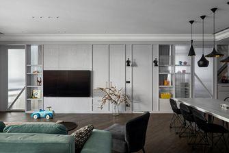 15-20万130平米三室两厅美式风格客厅装修案例