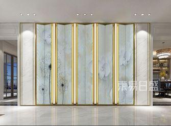 豪华型140平米别墅现代简约风格玄关图片