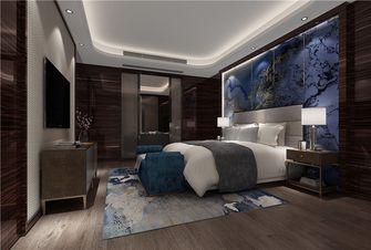 豪华型140平米别墅港式风格卧室装修案例