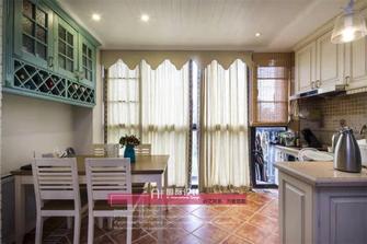 富裕型90平米新古典风格餐厅装修案例
