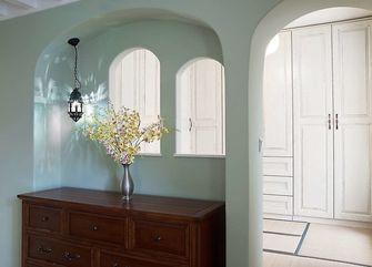 富裕型140平米四室一厅混搭风格卧室图片大全