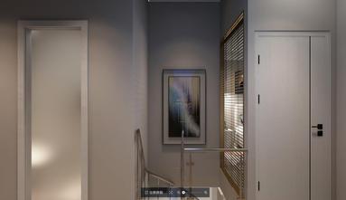 20万以上80平米复式现代简约风格走廊欣赏图