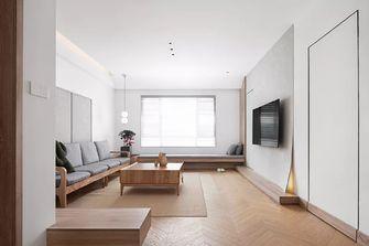 富裕型140平米四日式风格客厅装修图片大全