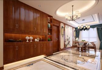 20万以上140平米四室四厅中式风格客厅装修案例