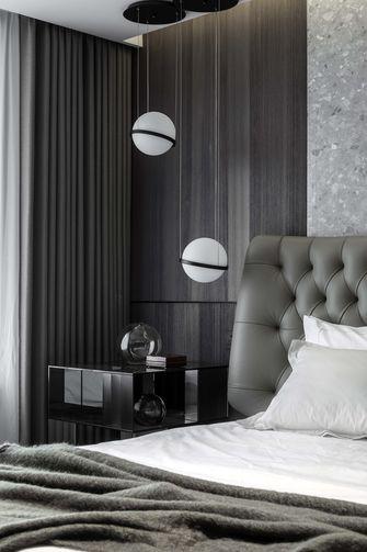 富裕型120平米三室三厅现代简约风格卧室图片