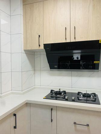 90平米三现代简约风格厨房欣赏图