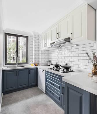 经济型90平米美式风格厨房图片大全