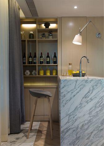 10-15万60平米公寓北欧风格厨房设计图