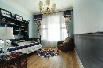 20万以上140平米复式法式风格青少年房装修效果图