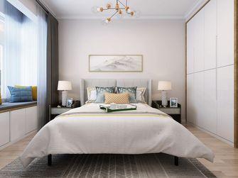 50平米小户型北欧风格卧室装修案例