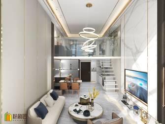 5-10万40平米小户型轻奢风格客厅装修图片大全