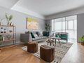 10-15万100平米三室三厅北欧风格客厅装修案例