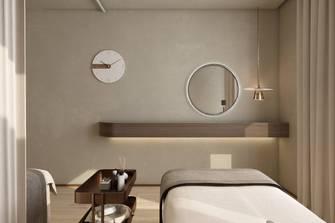 20万以上120平米三室一厅公装风格其他区域效果图