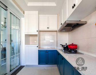 15-20万120平米三室两厅新古典风格厨房图