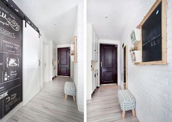 110平米三室一厅北欧风格玄关装修案例