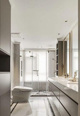 20万以上140平米四室三厅美式风格卫生间装修案例