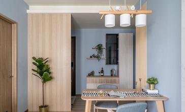 经济型50平米欧式风格餐厅图片